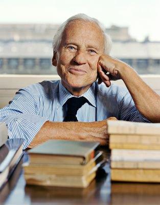 Jean d'Ormesson, un écrivain patient à la joie communicative