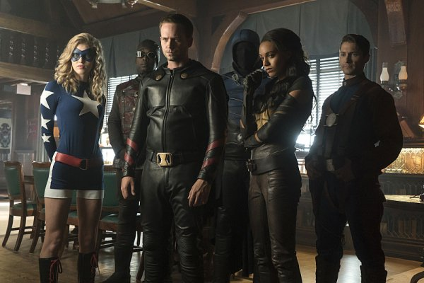 La Justice Society of America, la première équipe de super héros