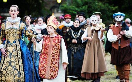 La fête des Saint-Innocents, une fête se basant sur un épisode légendaire