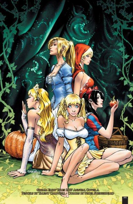 Grimm Fairy Tales : des contes qui ne sont pas faits pour les enfants