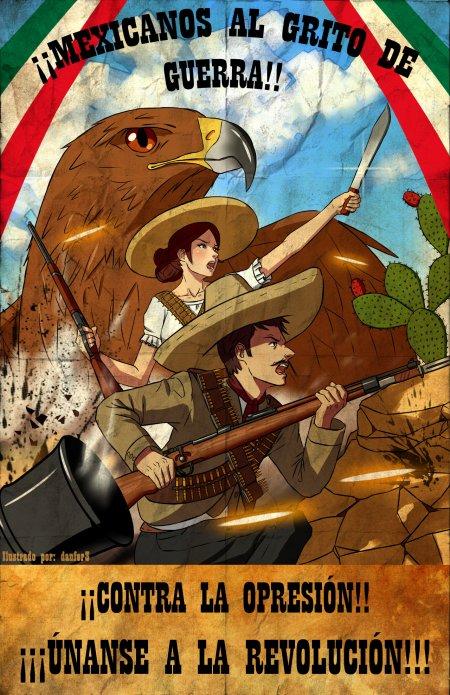 La Révolution mexicaine (1910-1920) : une révolution aux idéaux différents