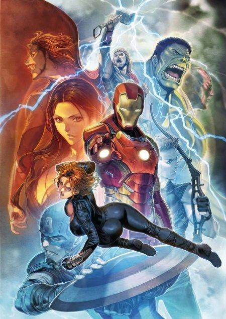 Les Avengers, les super héros d'une Amérique puissante en proie au doute