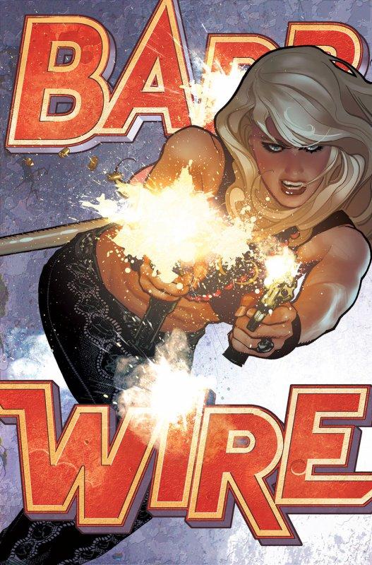 Barb Wire, une femme d'action dans une zone de guerre