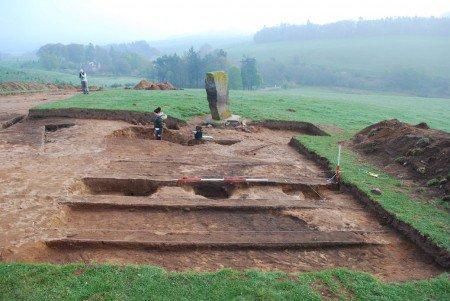L'Aberdeenshire : des découvertes récentes sur les Pictes et leurs sites de haut rang
