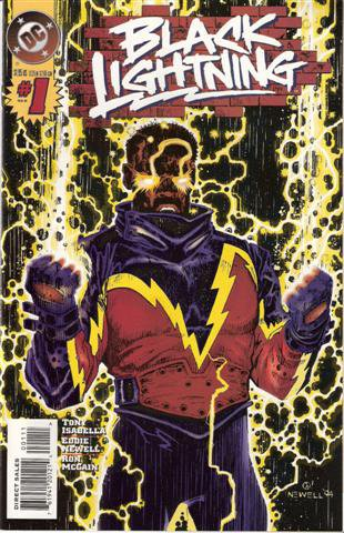 Black Lightning, un super héros face à la violence et au racisme