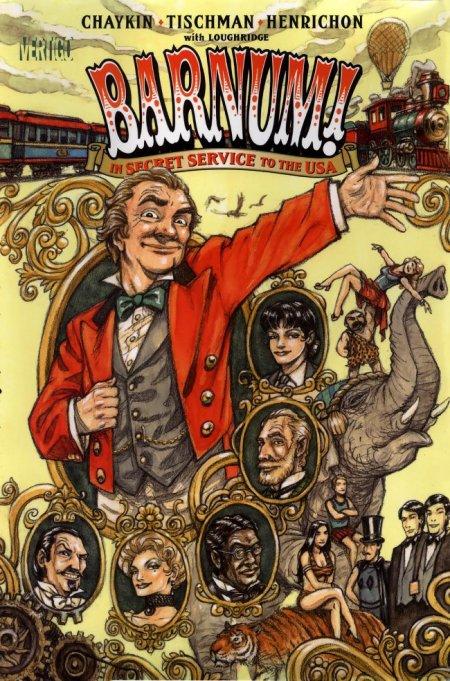 P.T. Barnum, The Greatest Showman