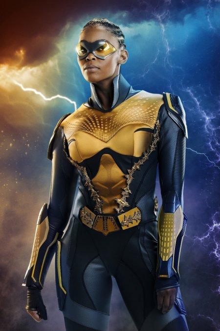 Thunder, une super héroïne puissante dans un monde trouble