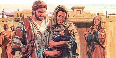 La présentation de Jésus au temple, un récit plus politique qu'on pourrait le croire