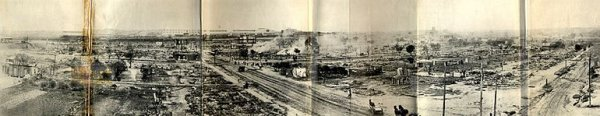 L'émeute raciale de Tulsa en 1921, ou la fin du Black Wall Street
