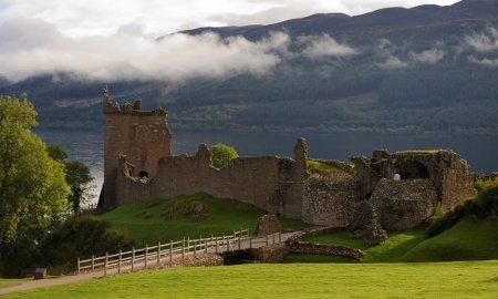 Urquhart Castle, un fort picte dont nous savons peu de choses
