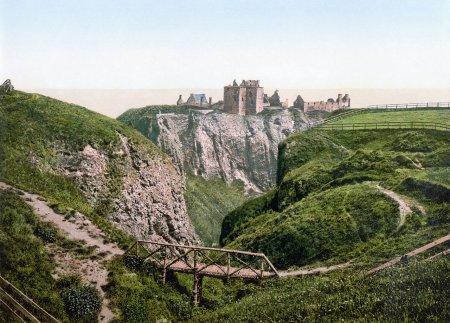 Dun Fother, un fort picte à l'histoire agitée