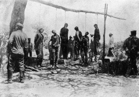 Le génocide du Sud-ouest africain allemand : une préfiguration des crimes de guerre du nazisme
