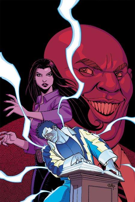Tobias Whale, le leader du gang des 100, et l'ennemi le plus acharné de Black Lightning