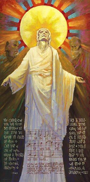 La Transfiguration, un épisode évangélique aux symboles politiques