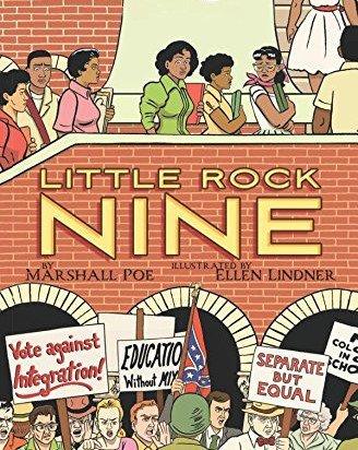 Les Neuf de Little Rock, les difficiles débuts de la déségrégation scolaire
