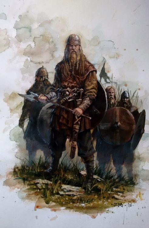 Les Anglo-saxons, des chefferies divisées