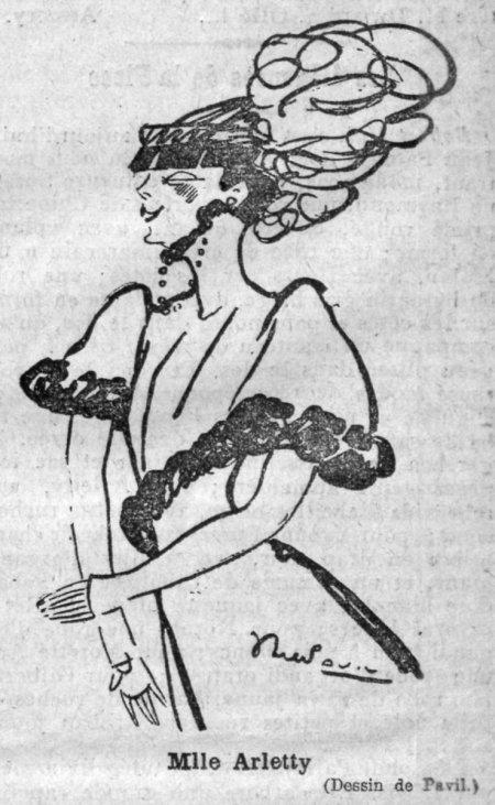 Arletty, une femme gouailleuse et indépendante