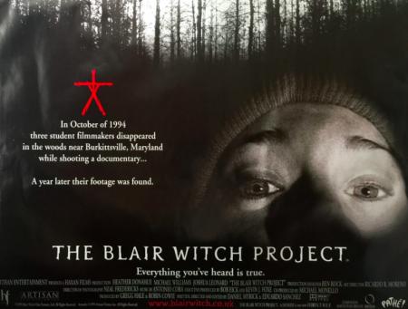 La sorcière de Blair : une invention marketing qui a trop bien marché