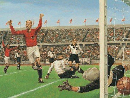 Matthias Sindelar, le footballeur qui résista à Hitler