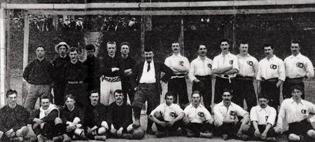 France – Belgique en 1904, un affrontement aux buts plus grands