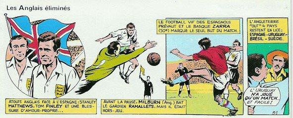 La première coupe du monde pour l'Angleterre, ou la fin de l'arrogance du pays inventeur du football