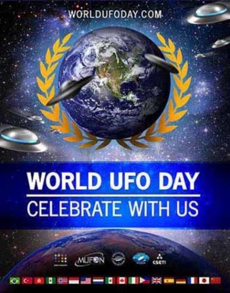 Une journée mondiale des OVNIs pour une chose qui n'existe pas