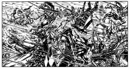 La guerre de Cent Ans : une couronne pour deux trônes