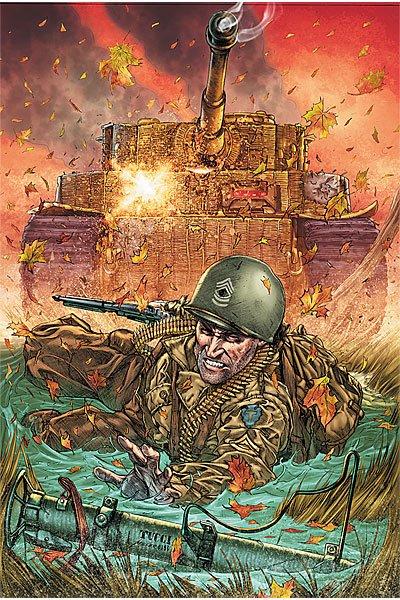Sgt. Rock, le militaire qui déteste la guerre