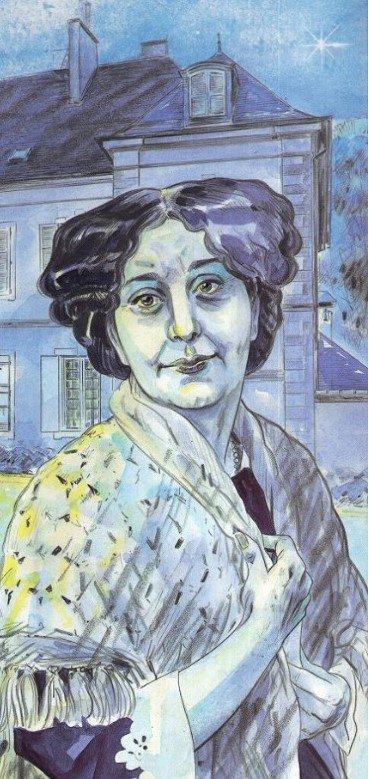 George Sand, une femme libre et combative