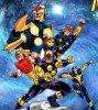 Nova, le Green Lantern de Marvel