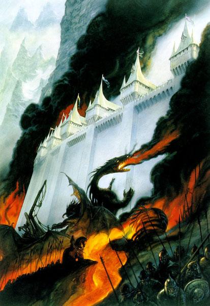 Tolkien et les horreurs de la guerre : l'inspiration pour la Terre du Milieu