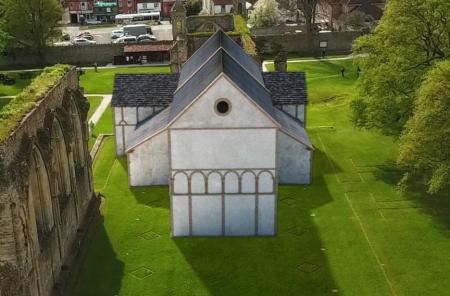 Avalon au Somerset : Glastonbury, un choix plutôt politique
