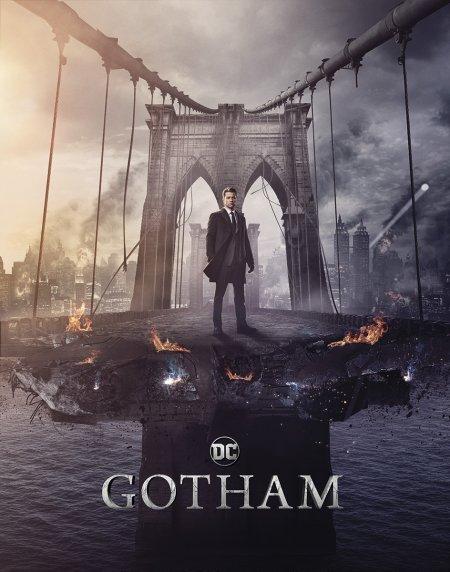 Gotham, ou les origines de Batman