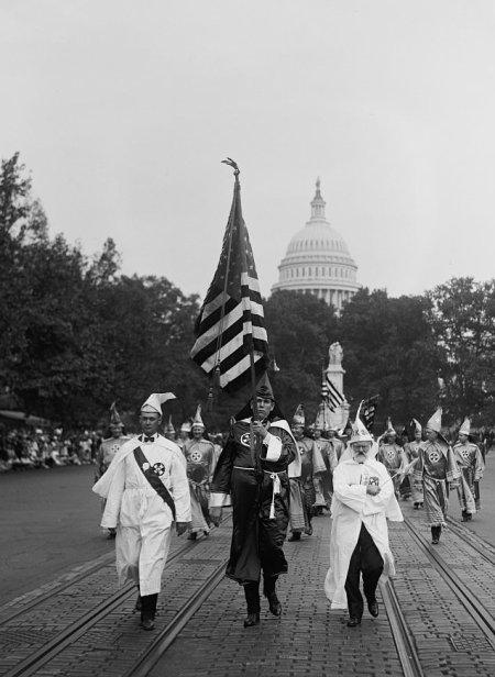 Le Ku Klux Klan, l'hydre de la haine