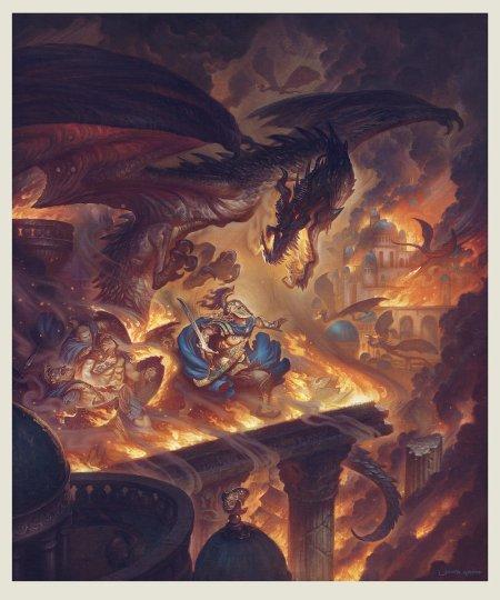 L'½uvre de Tolkien : la Terre du Milieu et son influence sur l'heroïc fantasy (partie 2)