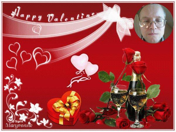 Merci pour ces cadeaux de Saint-Valentin et bon anniversaire Raven !
