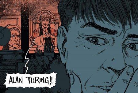 Alan Turing, un héros discret demeurant dedans l'ombre et souffrant de cacher son homosexualité