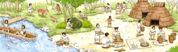 La culture Jōmon n'a pas eu besoin d'extraterrestre
