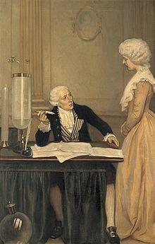 Madame de Lavoisier, entre l'amour et la science