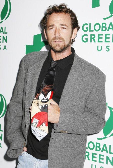 Luke Perry, un acteur populaire pensant à sa vie privée