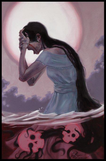 La Malédiction de la Dame blanche, ou la récupération de la Llorana d'une mauvaise manière