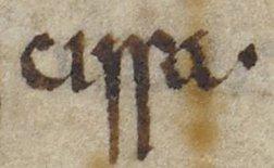 Cissa, un chef des Saxons du Sud dans une position moins favorable