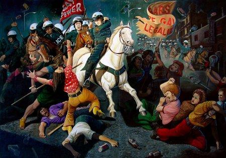 Les émeutes de Stonewall : l'acte fondateur du mouvement LGBT