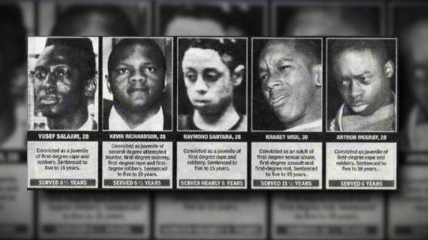 Les Cinq de Central Park, une erreur judiciaire qui a brisé cinq vies