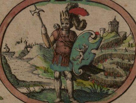 Ida de Bernicie, un puissant chef de guerre du Nord
