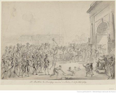 1789, l'année de tous les possibles (partie 10)