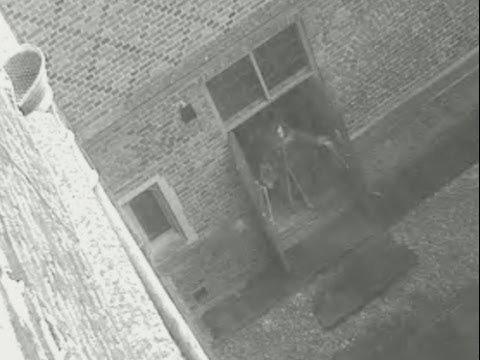 Un fantôme photographié au château d'Hampton Court ?