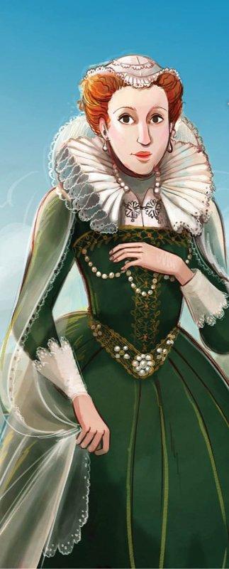 Marie Stuart, une reine active et libre, devenue un mythe
