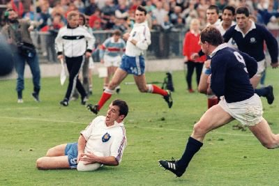 La Coupe du Monde de rugby 1995 : la victoire de Nelson Mandela