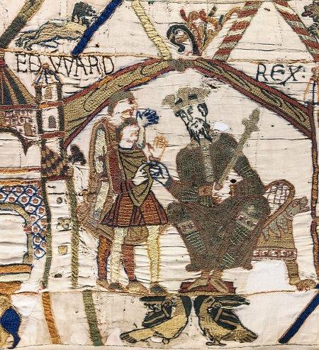 Édouard le Confesseur, une vie éclipsée par la légende